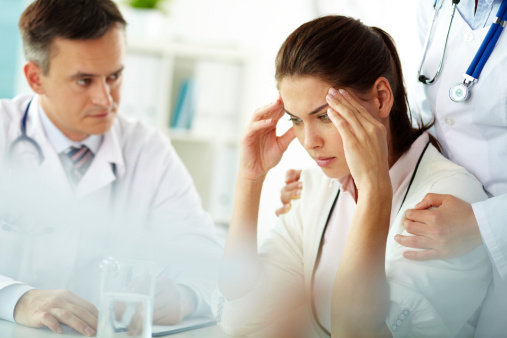 Medication Mistakes Linked To Stress Workload The